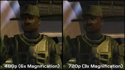 halo and halo 2 original vs xbox 360