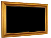 panasonic custom plasma screen frames
