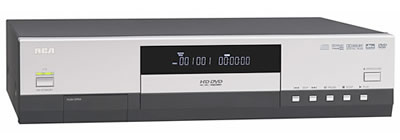 RCA hdv5000 hd-dvd player