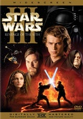 Star Wars Episode 3 Revenge of the Sith DVD